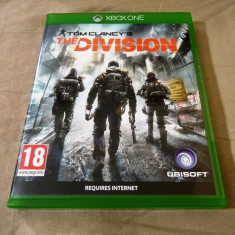 Joc Tom Clancy's The Division, XBOX one, original, alte sute de jocuri! - Jocuri Xbox One, Shooting, 18+, Multiplayer