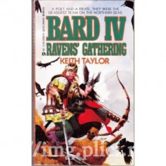Keith Taylor - Raven's Gathering (BARD IV)