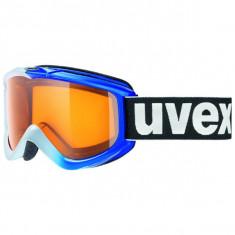 Ochelari Ski Snowboard Uvex FX Race Blue/White LaserGoldlite S1