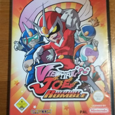 GAMECUBE Viewtiful Joe Red hot rumble / Joc original by WADDER Capcom, Sporturi, 3+, Multiplayer