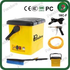 Aparat de spalat masina pe baterie Pandora - Dispozitiv de spalat roti Service
