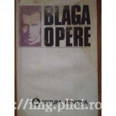 Lucian Blaga - Poezii antume (Opere, vol. I)