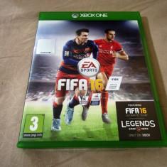 Fifa 16, XBOX one, original, alte sute de jocuri! - Jocuri Xbox One, Sporturi, 3+, Multiplayer