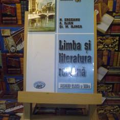 """N. Erceanu - Limba si literatura romana pentru clasa a VIII a """"A4299"""", Clasa 8"""