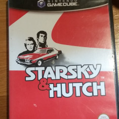 GAMECUBE Starsky & Hutch / Joc original by WADDER