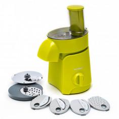 Răzătoare şi feliator electric verde - Robot Bucatarie Oursson