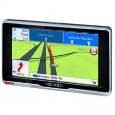 GPS auto Becker Transit.5 LMU, 5 inch, Lifetime