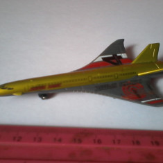 Bnk jc Matchbox - avion Hypersonic Jet