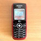 Telefon mobil LG Z525i - Telefon LG, Rosu, Nu se aplica, Fara procesor