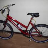 Bicicleta de oras Bergamont 26 inch single speed noua zero km., 18 inch, Numar viteze: 1