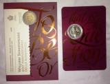 SAN MARINO moneda 2 euro comemorativa 2016 - Shakespeare (blister), Europa, Cupru-Nichel