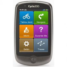 GPS pentru bicicleta Mio Cyclo 200 Mio Technology, 3 inch, Toata Europa