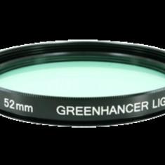 52mm GreenHancer Light - Filtru video, 50-60 mm