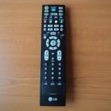 Telecomanda originala LG , ptr. televizoare LCD  , DVD , VCR , model 6710900010w