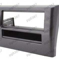 Rama adaptoare Fiat Stilo, negru, 1 DIN-000296