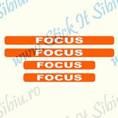Set Protectii Protectie Praguri Ford Focus-Model 9_Tuning Auto_Cod: PRAG-448 - Praguri tuning