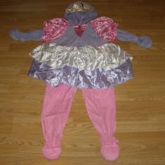 Costum carnaval serbare printesa pentru copii de 7-8 ani - Costum copii, Marime: Masura unica, Culoare: Din imagine