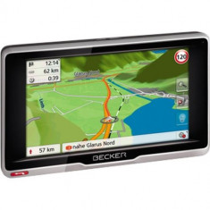 GPS auto Becker Ready 5 LMU, 5 inch, Lifetime