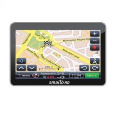 GPS auto Smailo HD 5.0 No Map, 5 inch, Fara harta