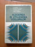 K5 Alegerea Si Utilizarea Otelurilor - Ion Chesa Nicolae Lascu-simion C. Nedelcu