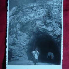 Fotografie - Ilustrata - Cheile Bicazului 1936