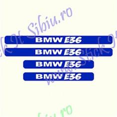 Set Protectie Praguri BMW E36-Model 9_Tuning Auto_Cod: PRAG-464