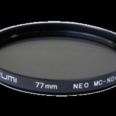 77mm NEO MC-ND4 - Filtru video Marumi, 70-80 mm