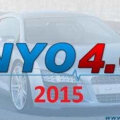 NYO4 2015 Ultima Varianta Car Radio AirBag DashBoard Calculator Navigator ECU - Manual auto