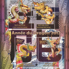 COLITA - ANNE DU DRAGON 2012