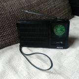 Radio portabil de colectie Philips 90RL050/22, vintage. - Aparat radio
