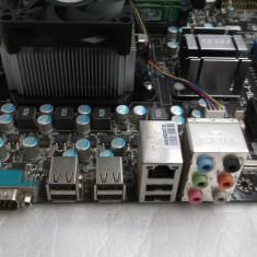 Kit gaming MSI770-C45 + phenom II X4 Quad Core B50 + 4gb ddr3 - Placa de Baza Msi, Pentru AMD, AM3, Contine procesor, ATX