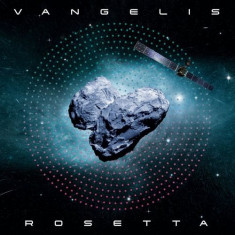 VANGELIS Rosetta LP gatefold(vinyl) - Muzica Ambientala