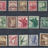 RFL anii 1930-40 GERMANIA Deutsches Reich lot 20 timbre neuzate cu sarniera
