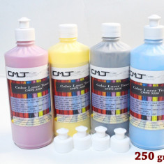 Toner refill Samsung CLP CLX CLT Xpress SL C reincarcare color 250gr