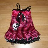 Costum carnaval serbare pirata pentru copii de 8-9-10 ani marime M - Costum Halloween, Marime: Masura unica, Culoare: Din imagine