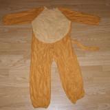 Costum carnaval serbare animal leu pentru copii de 2-3 ani - Costum Halloween, Marime: Masura unica, Culoare: Din imagine