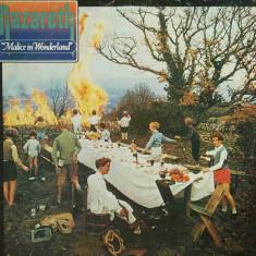 Nazareth – Malice In Wonderland (LP - Serbia - VG) - Muzica Rock electrecord, VINIL