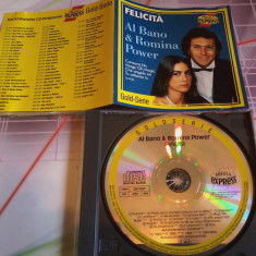 Al Bano & Romina Power - Felicita - Muzica Pop ariola, CD