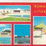 Bnk cp Litoral - Vedere - circulata - Carte Postala Dobrogea dupa 1918, Printata