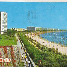 Bnk cp Mamaia - Vedere - circulata - Carte Postala Dobrogea dupa 1918, Printata, Constanta