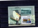 Sao Tome - zeppeline, Aviatie, Africa