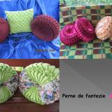 Perne de fantezie - pernute decorative handmade