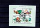 Comores - minerale - 2010