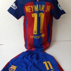 Echipament sportiv fotbal copii FC.Barcelona Neymar marimea 176 - Echipament fotbal, Marime: Alta