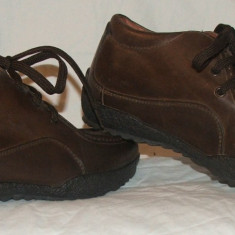 Pantofi / Ghete GEOX - nr 41 - Ghete barbati Geox, Culoare: Din imagine, Piele naturala