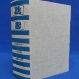 ALEXANDRU CALCIU - DICTIONAR ROMAN-SPANIOL ( 50.000 CUVINTE-TITLU ) - 1979