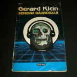 SENIORII RAZBOIULUI - Gerard Klein + CADOU - Roman, Anul publicarii: 1992