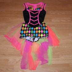 Costum carnaval serbare dans balet pentru copii de 10-11-12 ani marime XL - Costum Halloween, Marime: Masura unica, Culoare: Din imagine