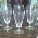 Pahare de cristal pentru sampanie