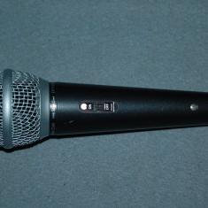 Microfon Altele IMG STAGE LINE SM-2500 DYNAMIC STUDIO MIKE + CABLU